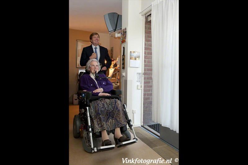 Koninklijk bezoek Koning Willem Alexander