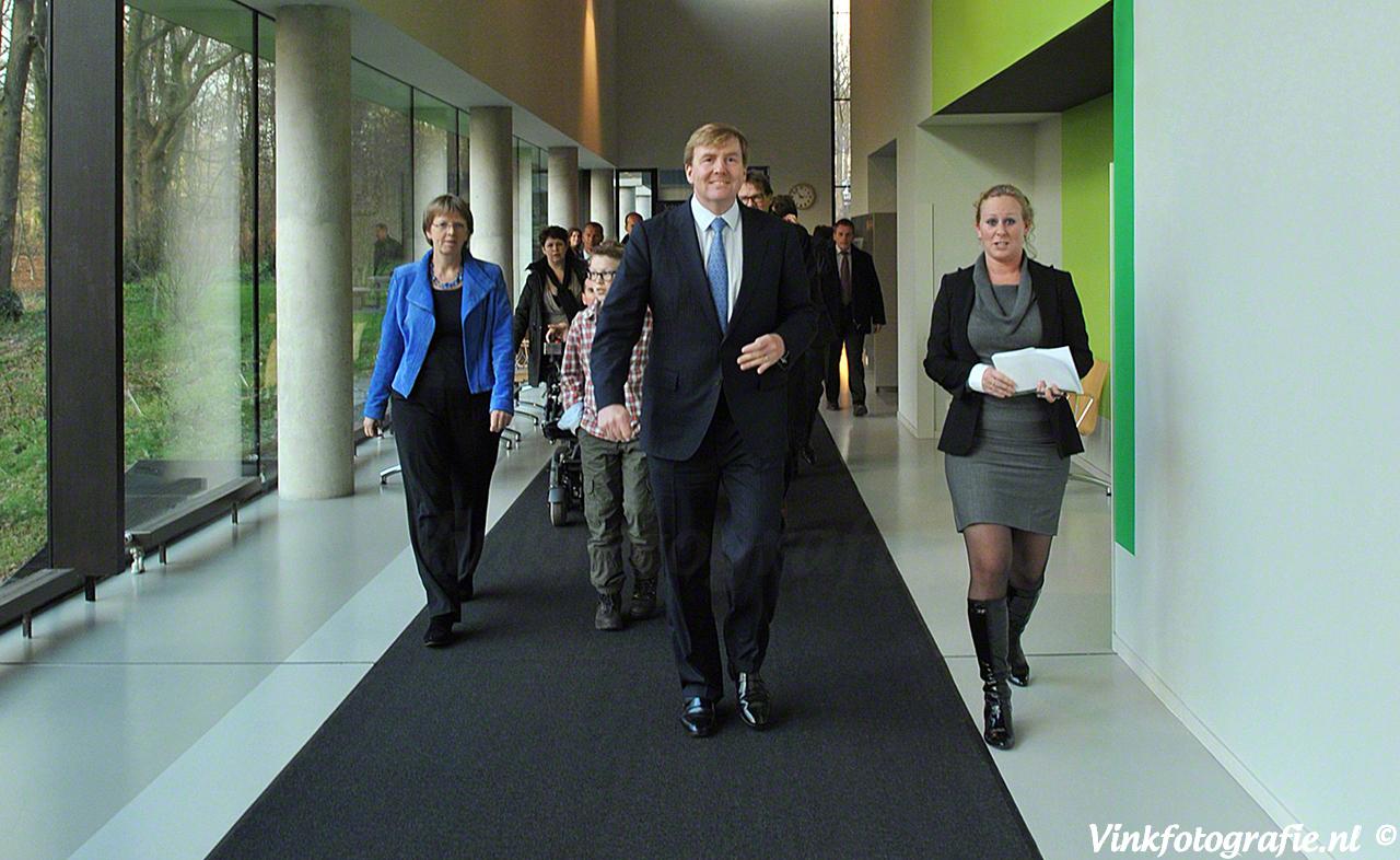 Foto Prins Willem Alexander