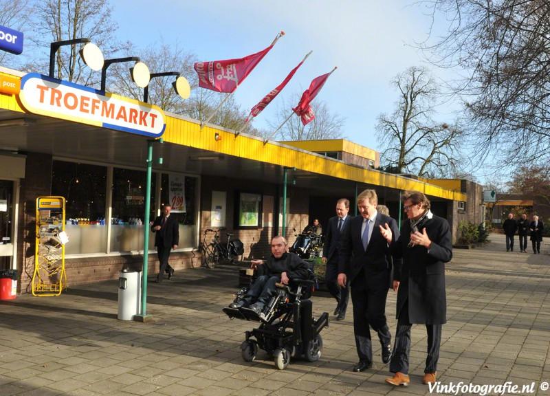 Prins Willem Alexander Het Dorp Troefmarkt