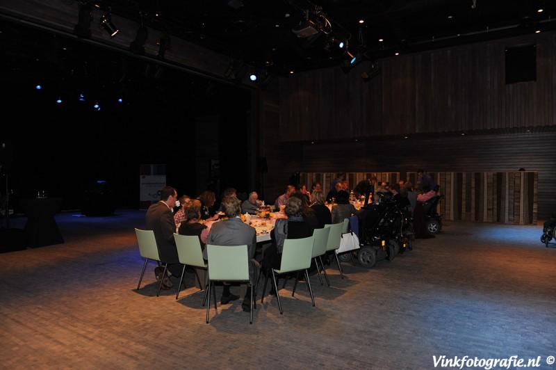 Theaterzaal Groot Klimmendaal