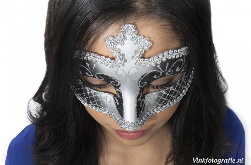 Masker Venetie portret