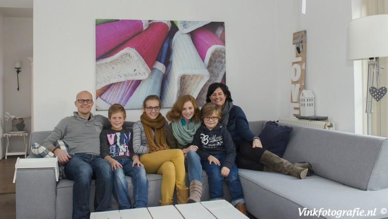 familie fotoshoot fotograaf Arnhem