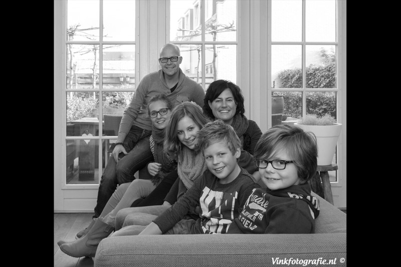 Familie portret fotograaf