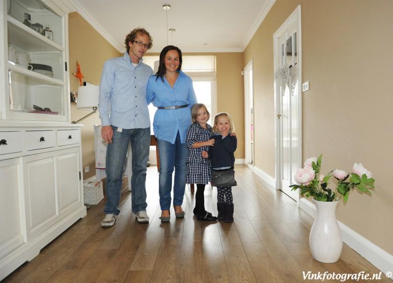 Familie portret fotograaf Oosterbeek