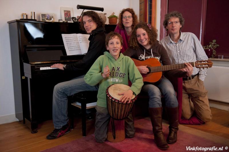 muzikale-familie-foto-portret