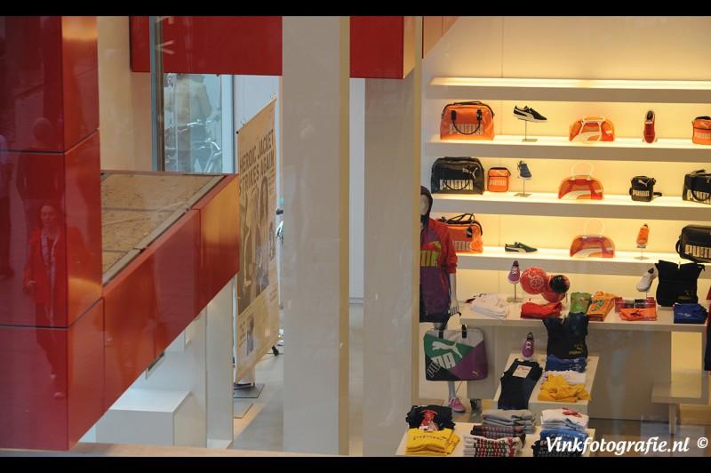 De Kat Puma Winkel