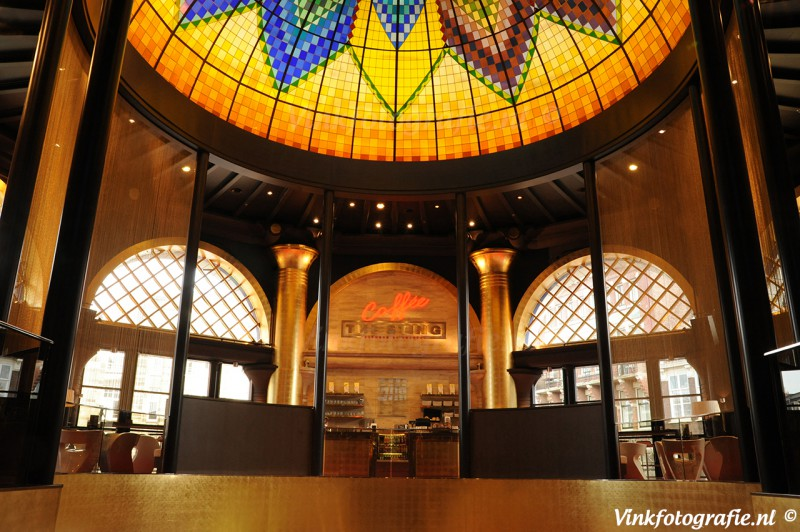 Den Haag café